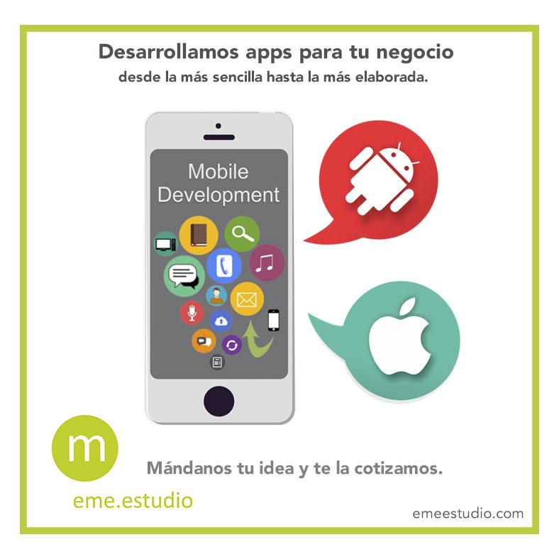 Desarrollo de aplicaciones móviles en Ensenada