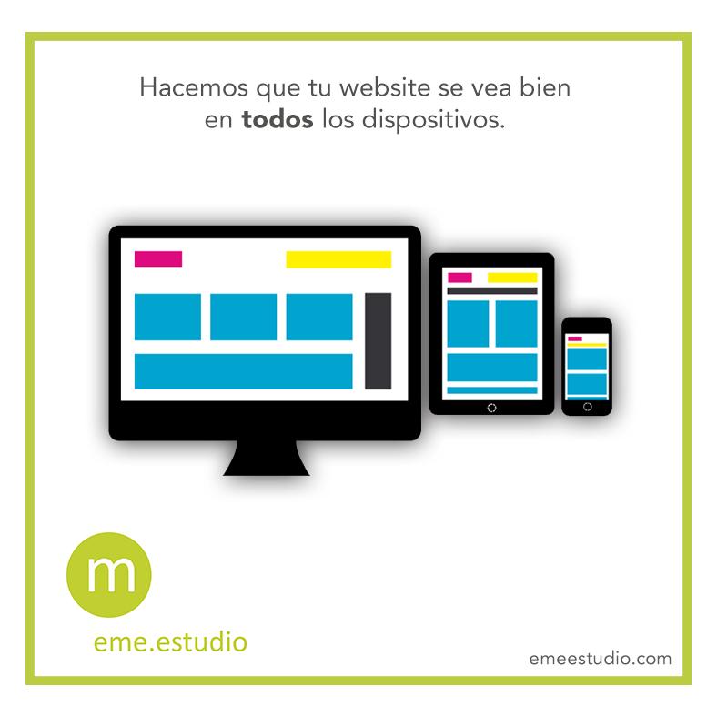 Haz tu website responsivo