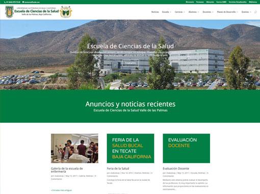 Escuela de Ciencias de la Salud (UABC)