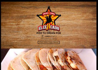 Tacos El Cercado
